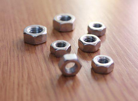 Screws, Hardware, Construction Material, Joinery