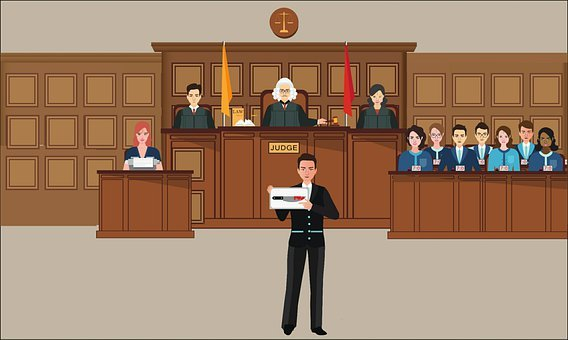 Court, Lawyer, Evidence, Jury, Legal