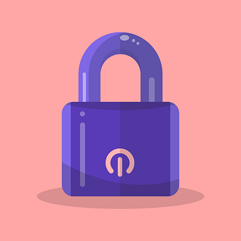 Lock, Locked, Security, Padlock, Icon, Symbol
