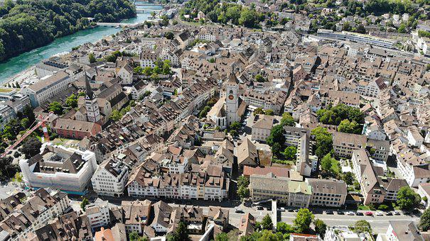 Town, Buildings, Urban, Old Town, Medieval Town