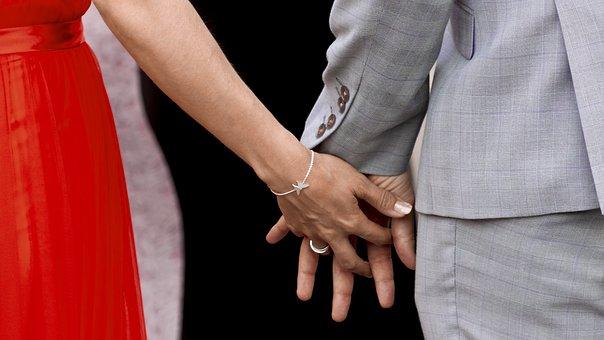 Hands, Couple, Love, Relationship, Together