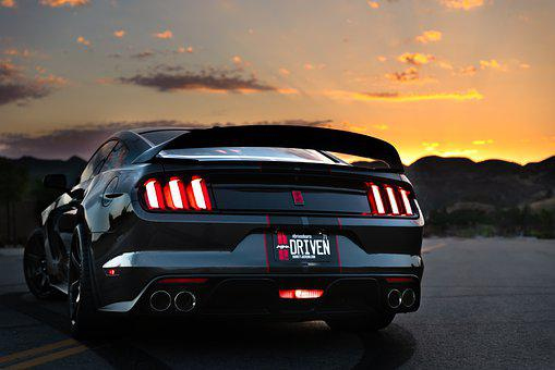 Car, Vehicle, Mustang, Ford, Automotive, Automobile