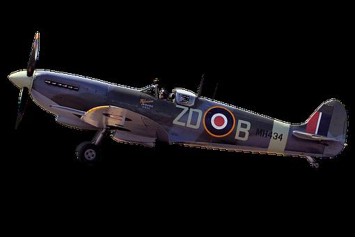 Spitfire, Plane, Aircraft, Fighter, Ww2, Fighter Plane