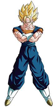 Vegeta, Character, Anime, Goku, Dragon Ball