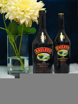 Baileys, Drink, Christmas, Cosy, Winter, Warm, Beverage
