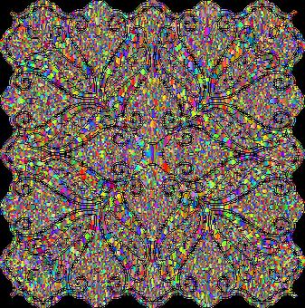 Lace, Doily, Pattern, Design