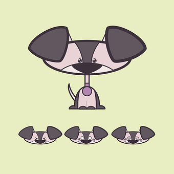 Dogs, Puppies, Mutts, Muzzle, Animals, Mammals