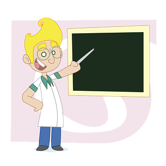 Professor, Man, School, Presentation, Person, Training