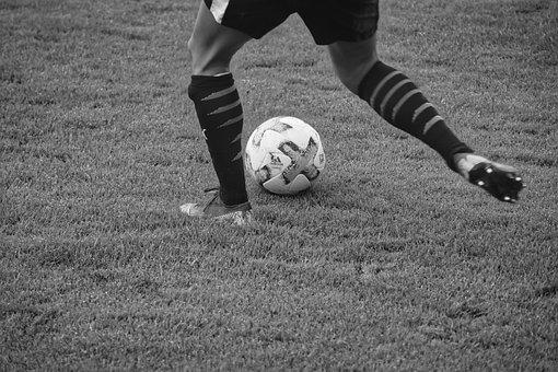 Football, Ball, Soccer, Kick, Sport, Player