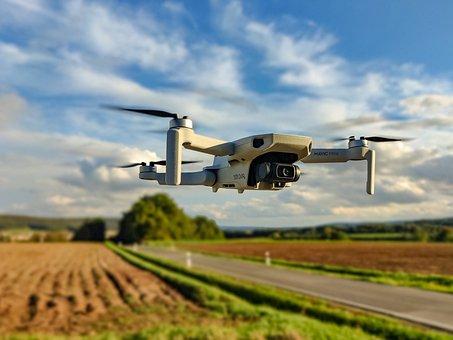 Drone, Camera Drone, Flying, Technology, Dji