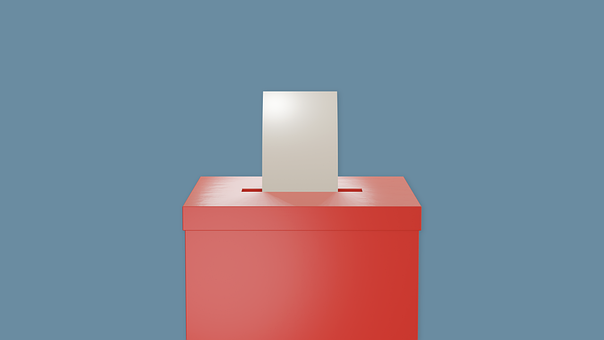 Ballot, Box, Vote, Ballot Box, Icon, Voting Icon