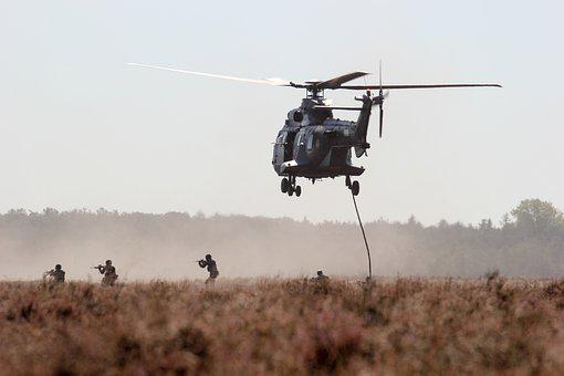 Army, Helicopter, Air Assault