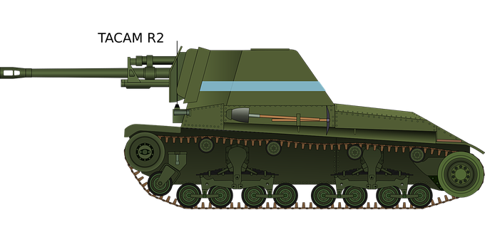 Armor, Tank Destroyer, Military, Tank Hunter