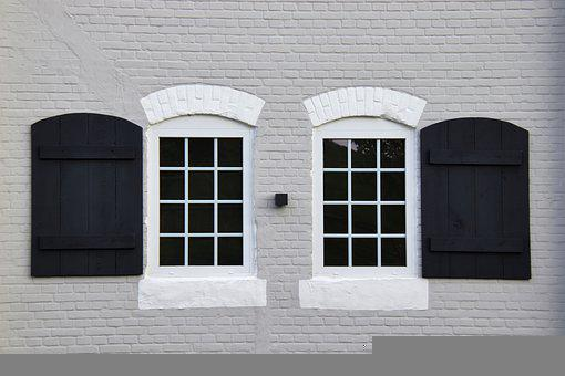 Windows, Architecture, Facade, Building