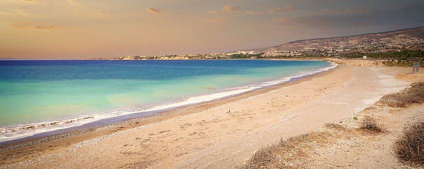 Beach, Sea, Coast, Dunes, Sand, Landscape, Seascape