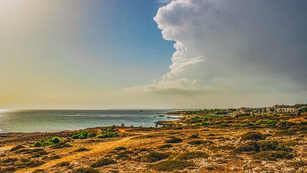 Sea, Horizon, Coast, Coastline, Shore, Seashore, Ocean
