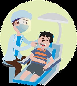 Dentist, Orthodontics, Dentistry, Drawing, Vector