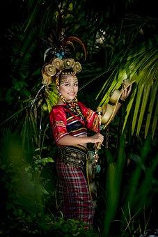 Woman, Traditional Wear, Fashion, Cultural Wear
