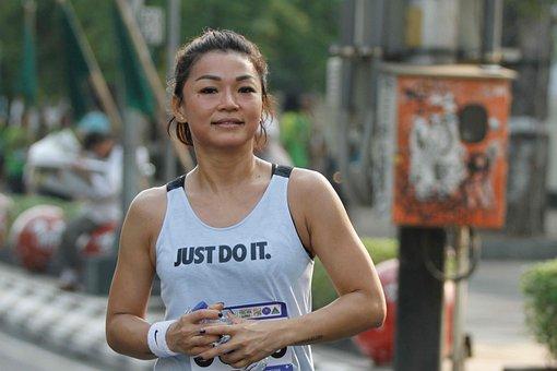 Female, Run, Jog, Woman, Lady, Athlete, Female Runner