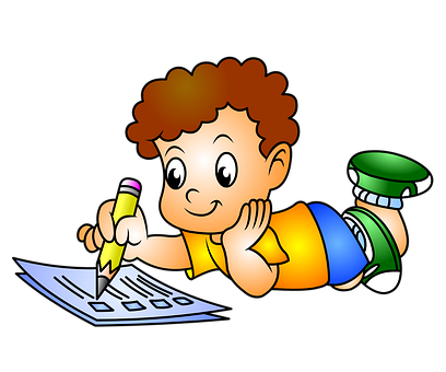 Student, Child, Homework, Boy, Male, Kid, Writing