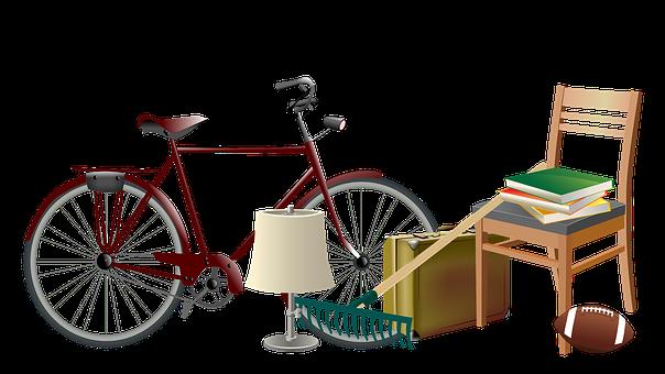 Yard Sale, Garage Sale, Junk, Rummage, Sell, Moving