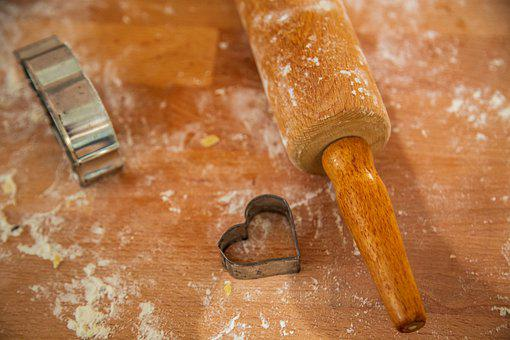 Baking Tools, Rolling Pin, Cookie Cutter