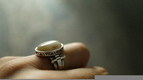 Ring, Jewellery, Silver, Gold, Pearl, Luxury, Accesory