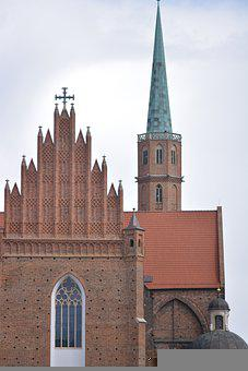 Architecture, Church, Tower