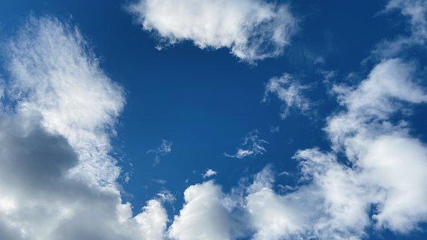 Sky, Clouds, Cumulus, Atmosphere, Daytime