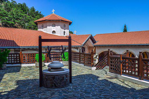 Church, Monastery, Building, Architecture, Religion