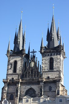 Church, Cathedral, Building, Architecture