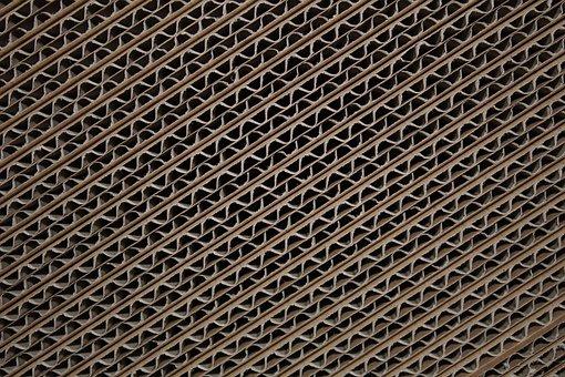Corrugated Board, Cardboard, Packaging