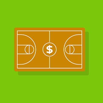 Basketball, Money, Business, Market, Currency