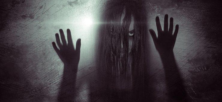 Halloween, Gloomy, Fear, Creepy, Horror, Spirit, Dark