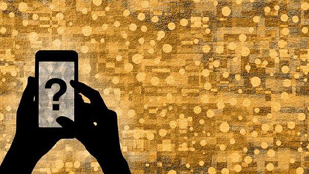 Copy Space, Technology, Digital, Phone