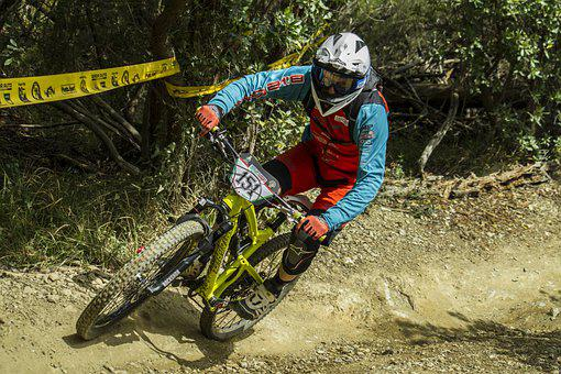 Mtb, Mountain Bike, Biking, Rider, Riding, Race, Man