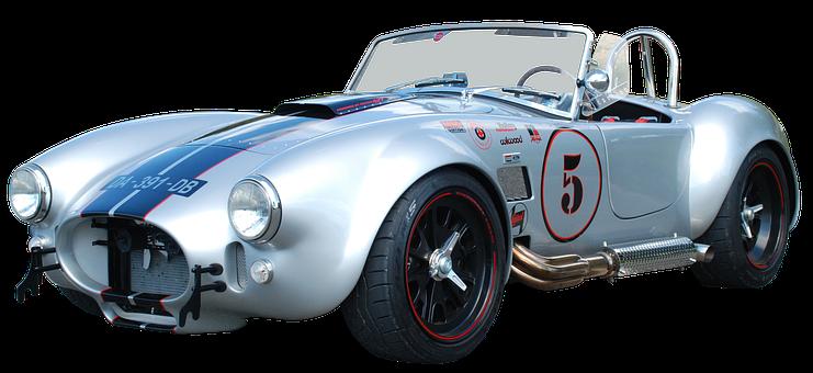 Car, Vehicle, Wheels, Retro, Vintage, Auto, Sports Car