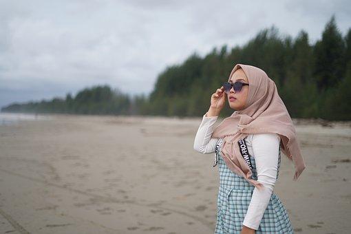 Girl, Fashion, Hijab, Beauty, Beautiful, Pretty, Woman