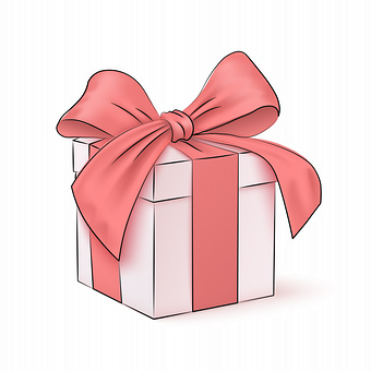 Gift, Present, Box, Bow, Ribbon, Gift Box