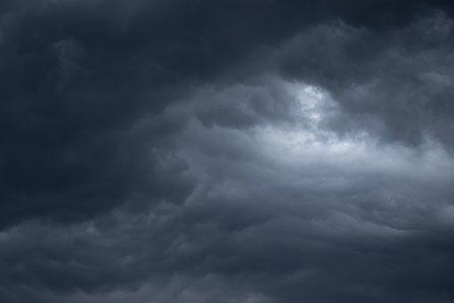 Clouds, Sky, Overcast, Cloudy, Gloomy