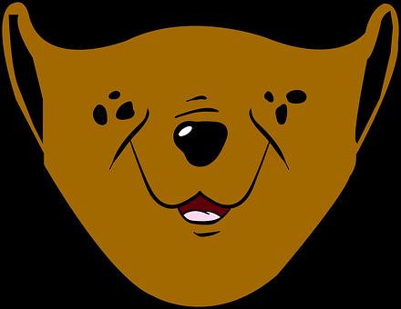 Dog, Puppy, Mask, Costume, Face, Facemask, Coronavirus