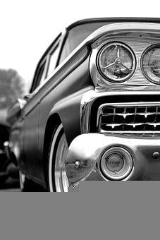 Car, Vintage, Ford, Vintage Car, Fairlane, Classic