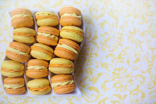 Macarons, Pastry, Dessert, French Macaroons, Food