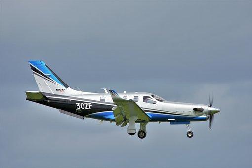 Airplane, Propeller, Flight, Aviation, Racing, Powerful