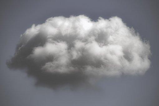 Cloud, Sky, Atmosphere, Gray Sky