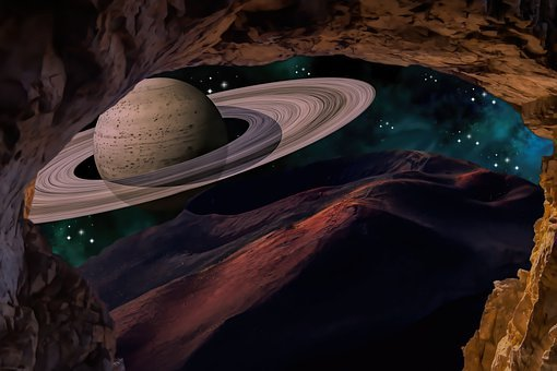 Saturn, Rings, Universe, Outer Space, Space, Galaxy
