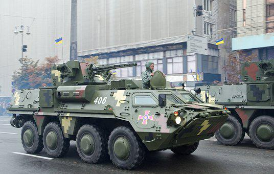 Army, Parade, Military, Vehicles, Cars, Ukrainian
