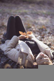Girl, Lonely, Alone, Sad, Woman, Female, Outdoors