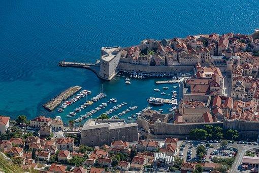 City, Port, Sea, Bay, Ocean, Harbor, Seaside, Cityscape