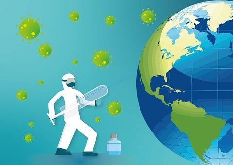 World, Syringe, Vaccination, Vaccine, Coronavirus